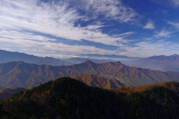 御座山(長野県)登山徹底ガイド!...